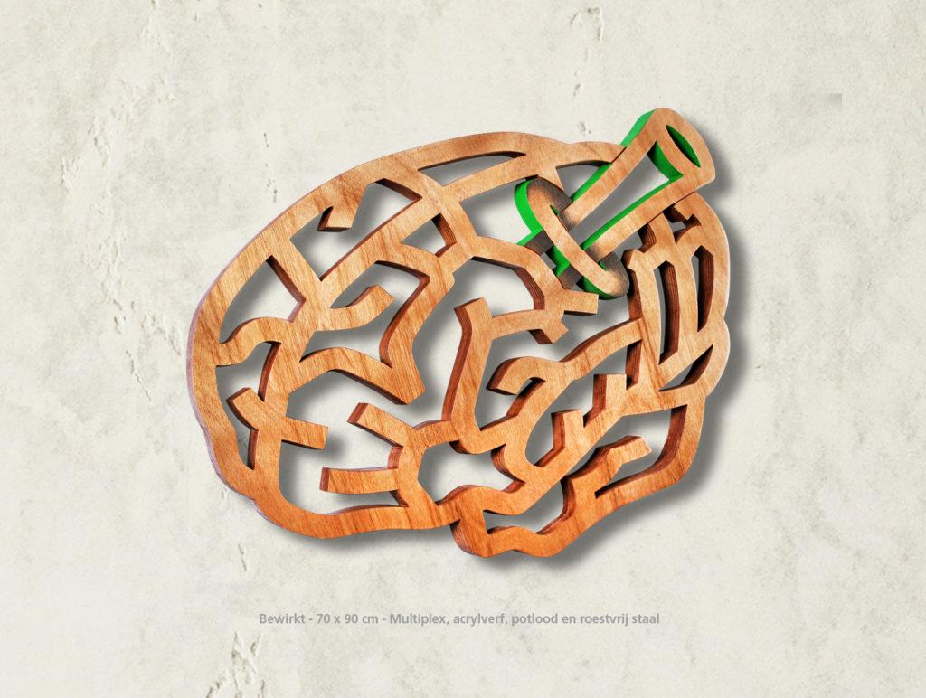 Gehirn-Bewirkt