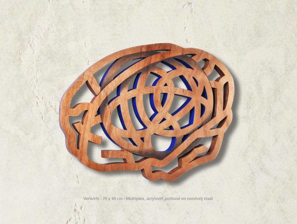 Gehirn-Verwirrt