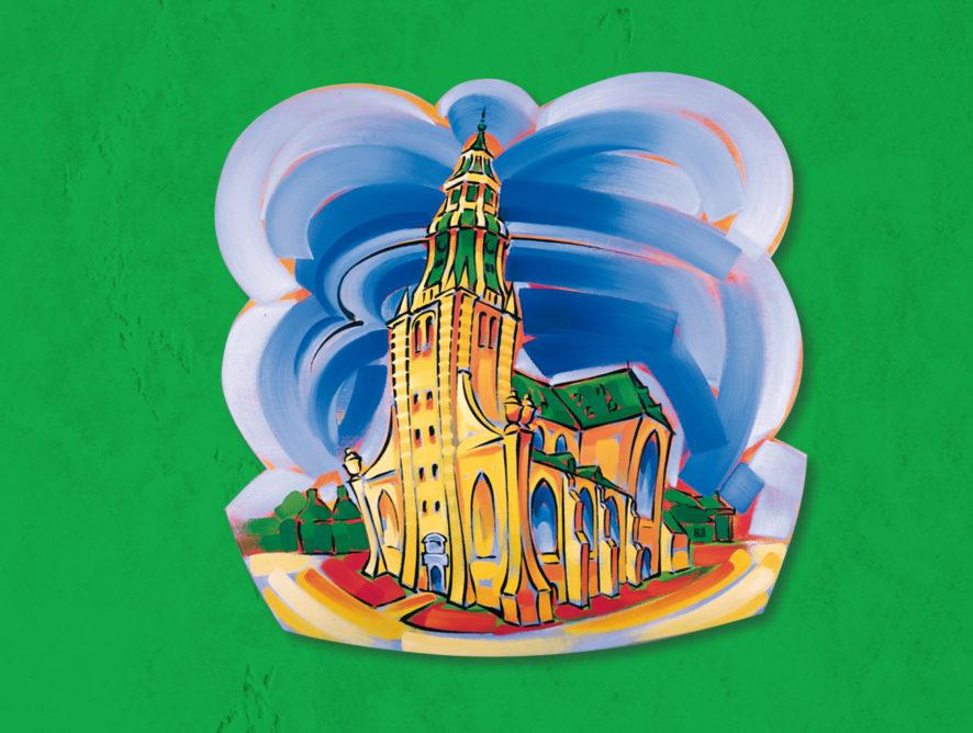 Churches 8.9-Der Aa-kerk-Start
