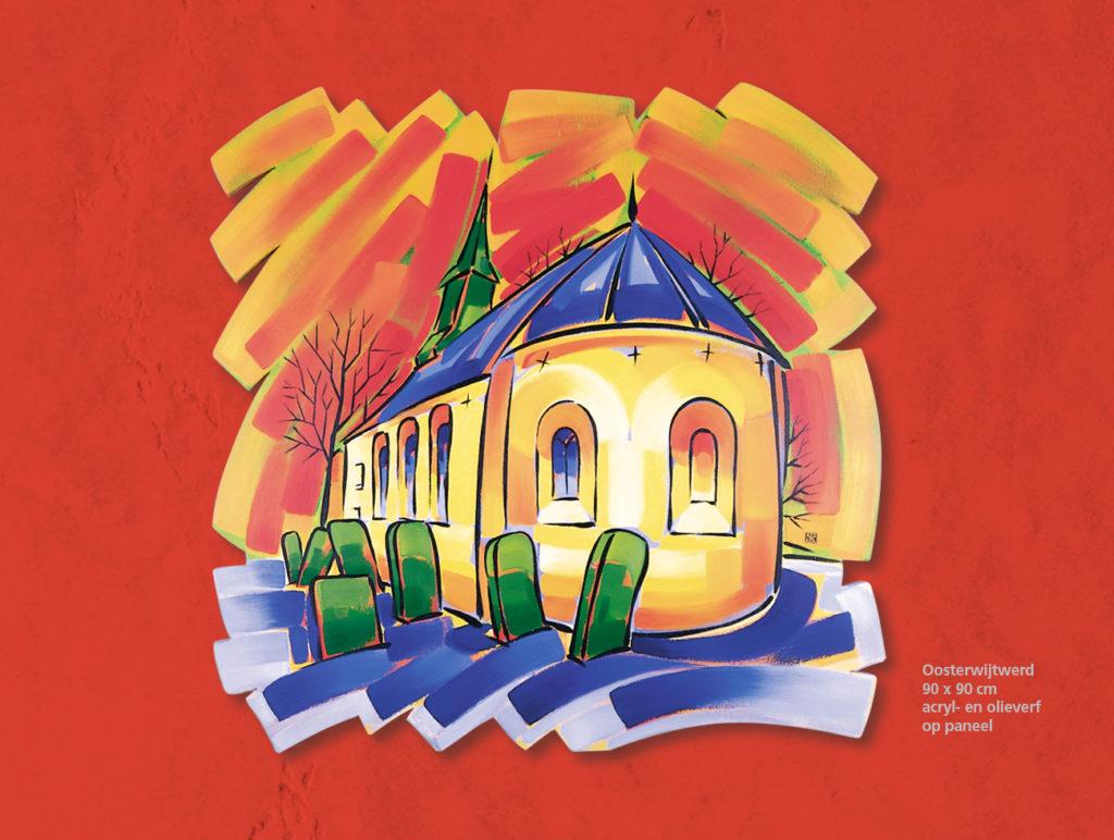 Churches 8.9-Oosterwijtwerd