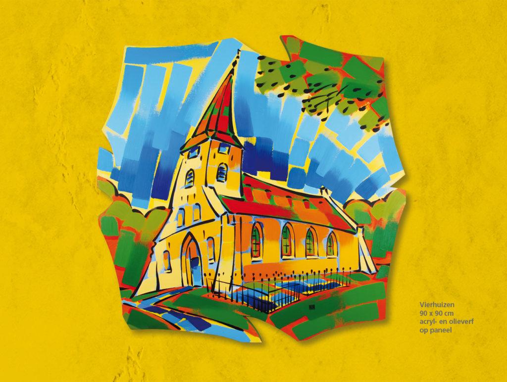 Churches 8.9-Vierhuizen