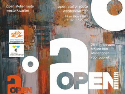 19 en 20 juni!! Open atelier route - Open atelier Westerkwartier!
